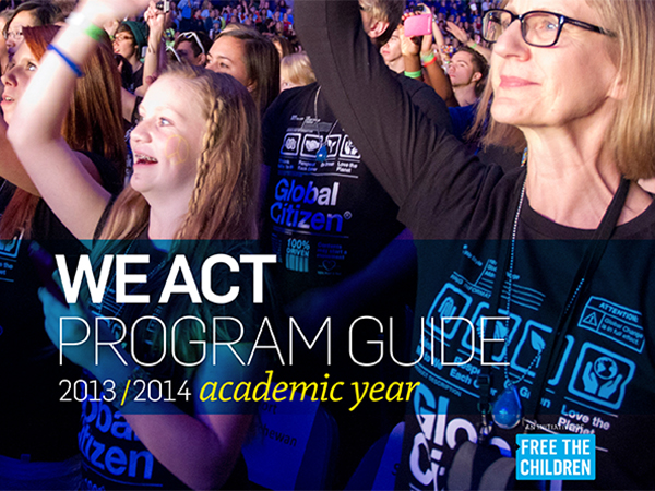 We Act Program Guide